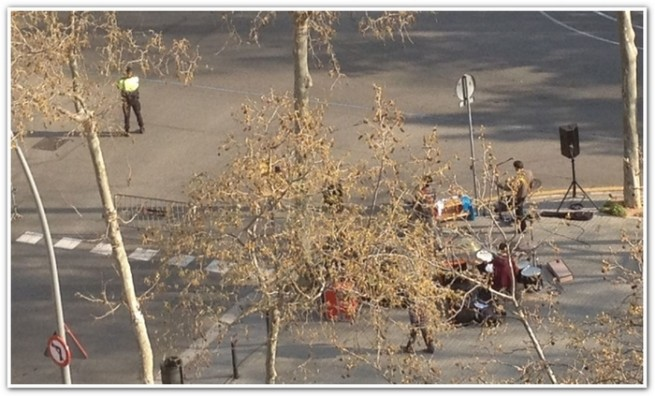 Марафон в Барселоне