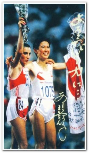 Валентина Егорова - Олимпийская Чемпионка Барселоны'92 по марафонскому бегу